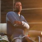 Grand Theft Auto V (GTA V) Franklin