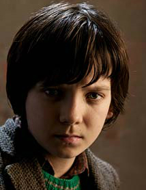 Asa Butterfield (Hugo Cabret)