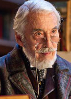 Christopher Lee (Monsieur Labisse)