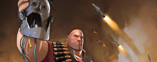 Team Fortress 2: Mann vs. Machine