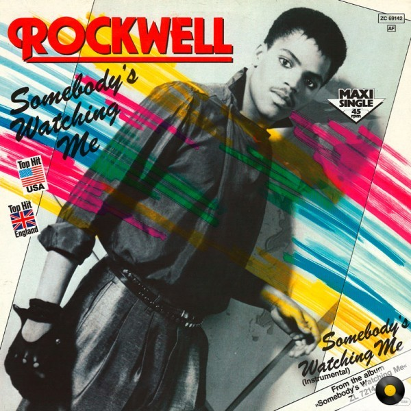 Rockwell - Somebody's Watching Me magyarul