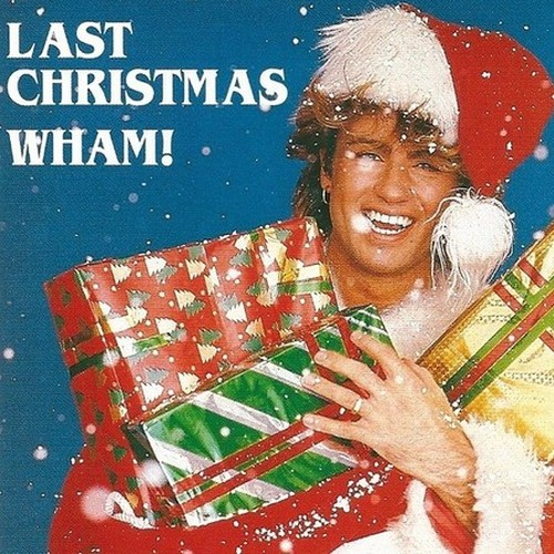 Last Christmas Wham Text