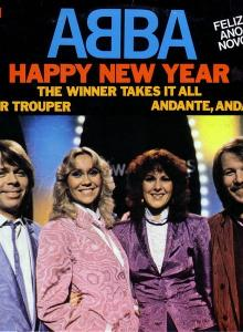 ABBA - Happy New Year magyarul