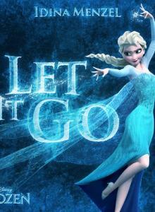 Idina Menzel - Let it go (Frozen)