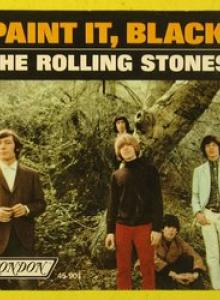 The Rolling Stones - Paint It Black magyarul