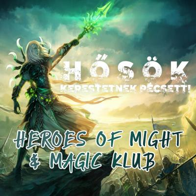 Heroes of Might & Magic klub nyíltnap